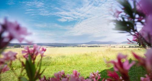 Die Thüringer Rhön
