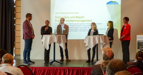 Regionalkonferenz Thüringer Wald 2018