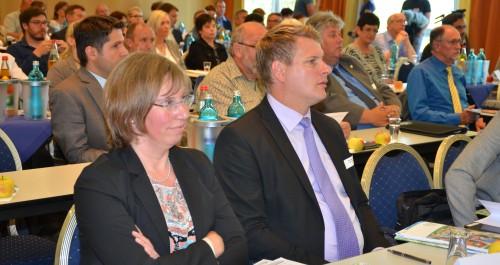 Bürgermeister, Kurdirektoren, Vertreter aus Politik und WEirtschaft, der Heilbäder- und Turismusbranche treffen sich am 17. September zum nunmehr 28. Thüringer Bädertag im Sole-Heilbad Bad Sulza.