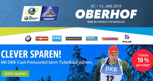 Oberhof Weltcup 2019