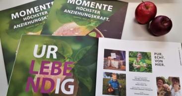 Erster Magalog für den Weimarer Land Tourismus veröffentlicht