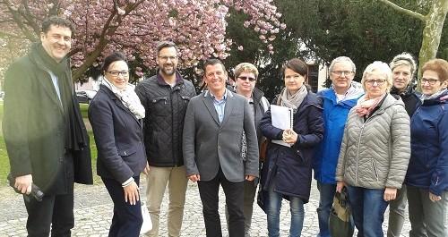 Erfahrungsaustausch und Netzwerkbildung, das ist das Anliegen des Herbstkurstammtisches am 5. Dzember in Bad Klosterlausnitz.