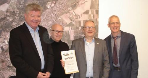 Der heilklimatische Kurort Friedrichroda hat vom Verband der Heilklimatischen Kurorte Deutschlands e.V. das Zertifikat