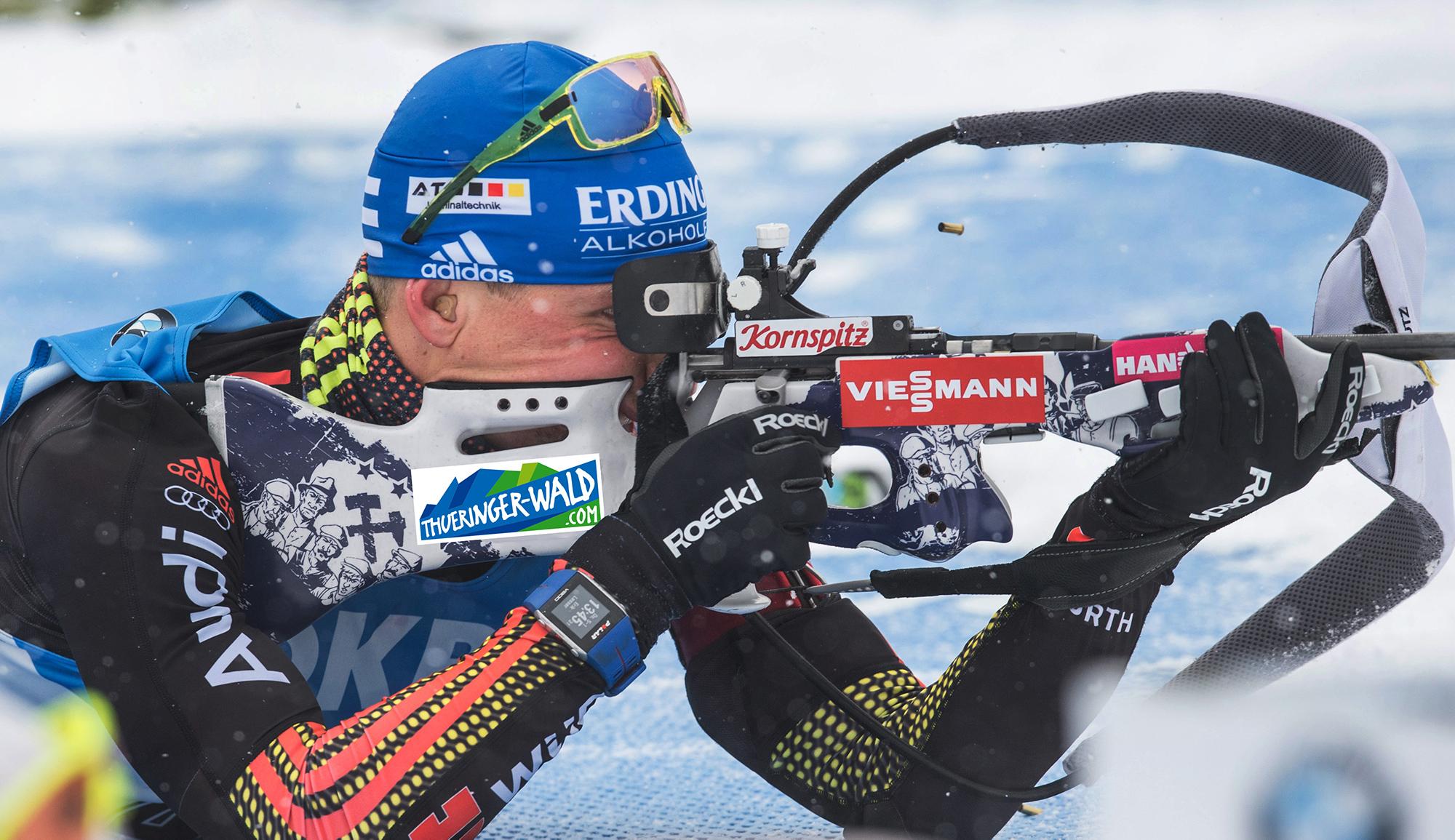 Erik Lesser für den Thüringer Wald