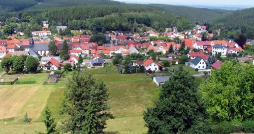 Die Touristinformation Finsterbergen hat vom DTV die i-Marke überreicht bekommen.