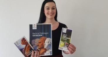 """""""Bach in Thüringen entdecken"""" auf der ITB Berlin 2019"""