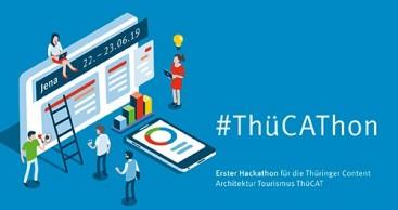 Einladung zum Hackathon #ThüCAThon