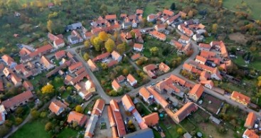 Tiefengruben ist schönstes Dorf Thüringens