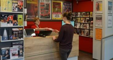 Ticket-Shop in der Erfurt Tourist Information erstrahlt im neuen Glanz