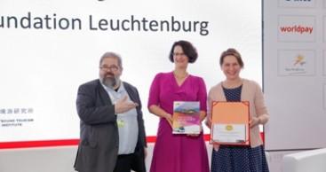 Stiftung Leuchtenburg holt chinesischen Tourismuspreis nach Thüringen
