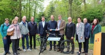 Eröffnung Jubiläumsjahr Saaleradweg e.V.