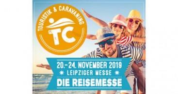 Thüringen-Fläche auf der Messe T&C Leipzig
