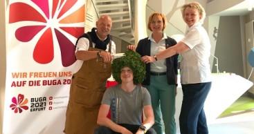 BUGA 2021 präsentiert sich in 360Grad Thüringen Digital Entdecken