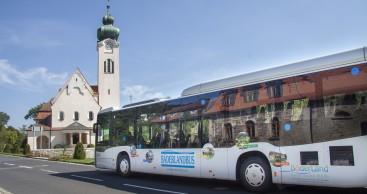 Ein Mobilitätskonzept für die Rhön – Touristen und Einheimische werden profitieren