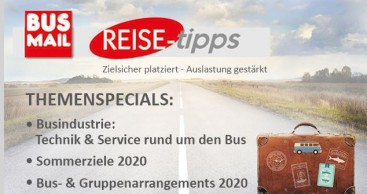 Sondernewsletter Thüringen mit BusMail
