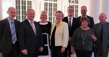Vertreter der Tourismus-Verbände zu Gast in der Rhön