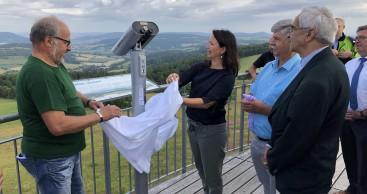 Thüringer Umweltministerin auf Sommerreise in der Rhön