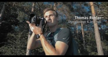 Thomas Röhler zeigt in Kurzvideo Jenas Lebensqualität