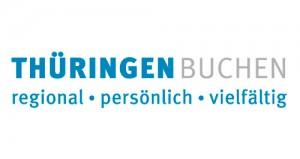Schriftzug Thüringen buchen, regional persönlich vielfältig