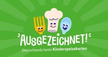 Wettbewerb: Ausgezeichnet! sucht Kinderspeisekarten
