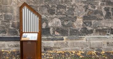 """""""Bach-Orgeln"""" und eine neue Bach-Ausstellung im Schlossmuseum Arnstadt"""