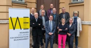 Weimar macht klar: Demokratische Bildung ist nicht wertneutral