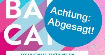 ACHTUNG ABGESAGT: Barcamp Tourismus Thüringen 25.03. Weimar // 30.03. Suhl