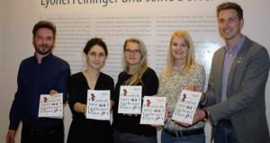 Mitglieder der Impulsregion aus Erfurt, Weimar und dem Weimarer Land präsentieren die neuen KulturImpulse 2020 zum Themenjahr Musikland Thüringen
