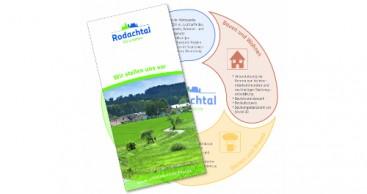 Neue Broschüre erklärt anschaulich die Arbeit der Initiative Rodachtal