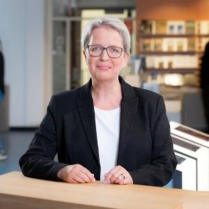 Ulrike Köppel, , Geschäftsführerin der weimar GmbH