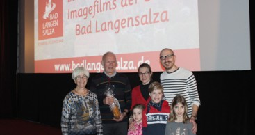 Neuer Imagefilm von Bad Langensalza feiert Premiere