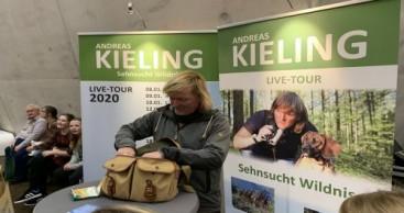 Sehnsucht Wildnis: Auf Tour mit Andreas Kieling