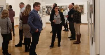 Neujahrsempfang für Gästeführer im Kulturhistorischen Museum