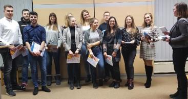 Studierende der Hochschule Schmalkalden präsentieren Content-Richtlinien