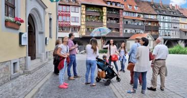 """Erfurt ist jetzt ein """"Reisen für Alle"""" zertifizierter Tourismusort"""