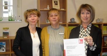 lmenau-Information erneut erfolgreich zertifiziert