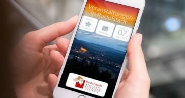Rudolstadt präsentiert Event-App