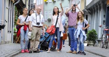 Tourismuszahlen in Erfurt erreichen neuen Spitzenwert