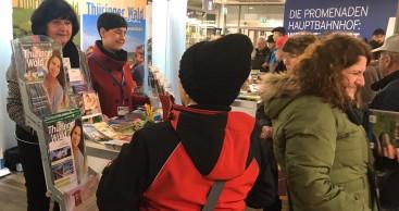 Friedrichroda und Finsterbergen 2019 mit deutlich mehr Touristen