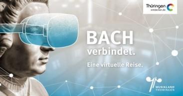 Bach verbindet. Auf virtuellen Wegen in die Himmelsburg.