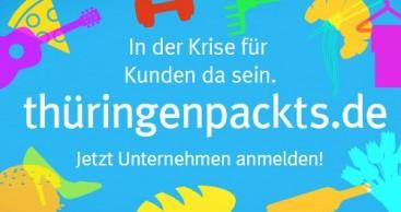 www.thueringenpackts.de: Online-Plattform für lokale Wirtschaft startet