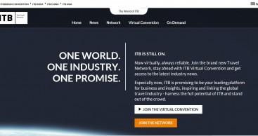 Neue B2B-Plattform gestartet: itb.com