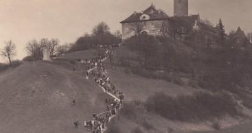 111 Jahre Jugendherberge in Thüringen und auf der Leuchtenburg