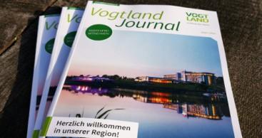Vogtland präsentiert Urlaubsmagazin