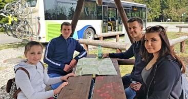 Saisonstart für Wanderbusse und Mühlenfähre zum 1. Mai 2020