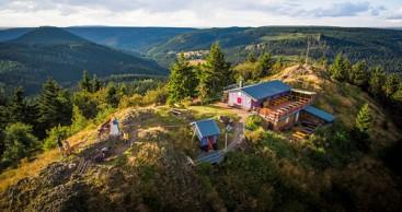 Gesucht: Die schönsten Hütten im Thüringer Wald