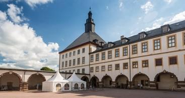 Thüringer Schlössertage abgesagt – Schlossbesuche möglich