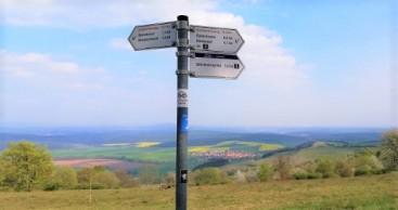 Rhönforum sucht Wanderwege-Tester