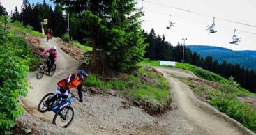 LOTTO Thüringen BIKEPARK Oberhof wird umfangreich erweitert