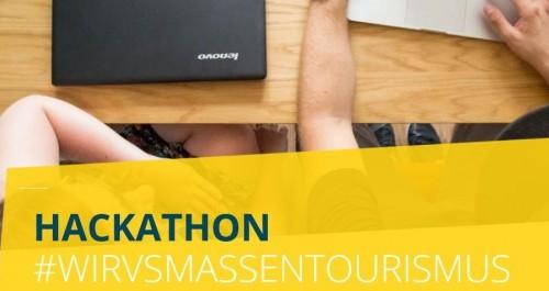 Hackathon #wirvsmassentourismus von Tourismuszukunft am 03.&04.07.2020